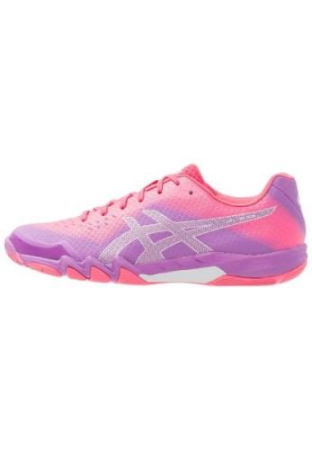 ASICS GELBLADE 6 Multicourt sko orchid/prune/rouge red