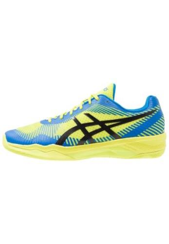 ASICS VOLLEY ELITE FF Volleyballsko energy green/directoire blue/black