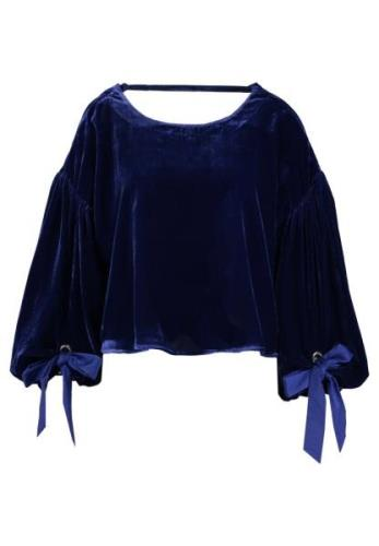 Free People GIMME SOME LOVING Bluser royal blue