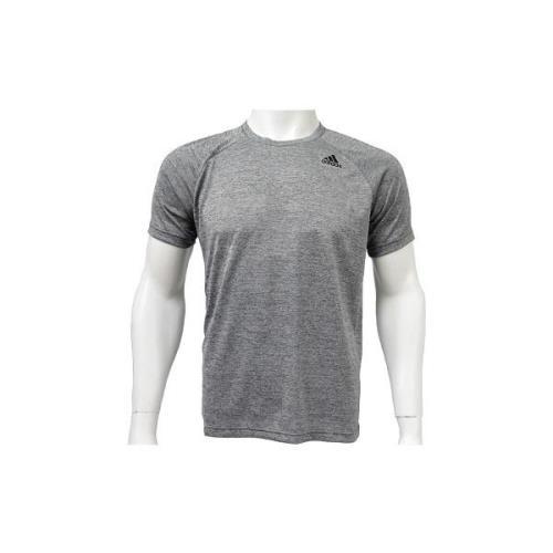 T-shirts & Polo-t-shirts adidas  D2M Heathered Tee BK0933