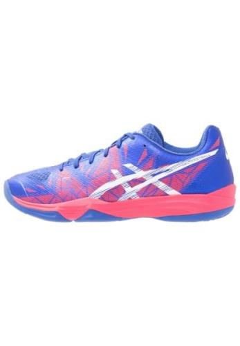ASICS GELFASTBALL 3 Håndboldsko blue purple/white/rouge red