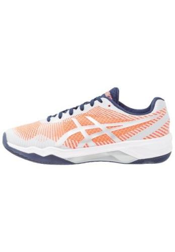 ASICS VOLLEY ELITE FF Volleyballsko flash /glacier grey/indigo blue