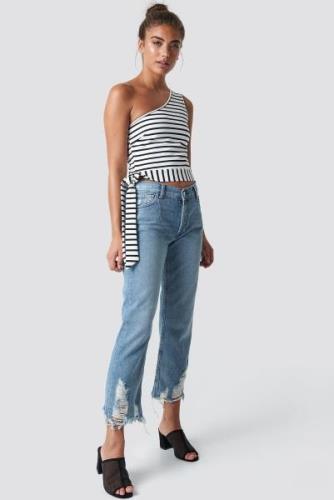 MANGO Sayana Jeans - Blue