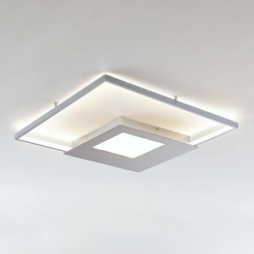 LED-loftlampe Anays, kantet, 62 cm
