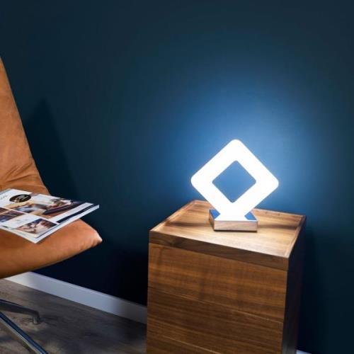 Lineært designet LED bordlampe Pori