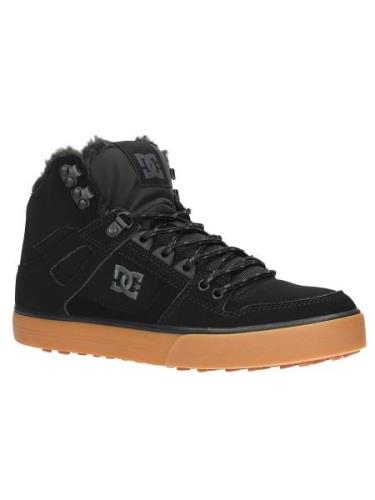 DC Pure High-Top WC Wnt Shoes sort