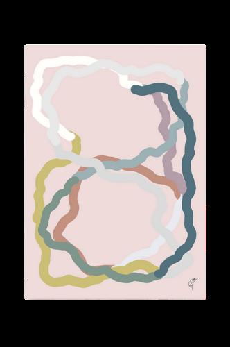 Plakat Lines 3