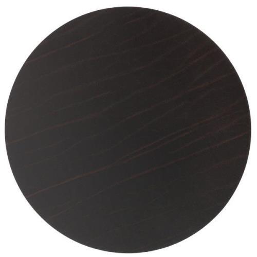 Lind DNA-Circle M Dækkeserviet Ø30cm, Buffalo Brown