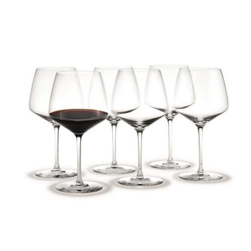 Perfection Sommelierglas, rødvinsglas 6 stk 90 cl