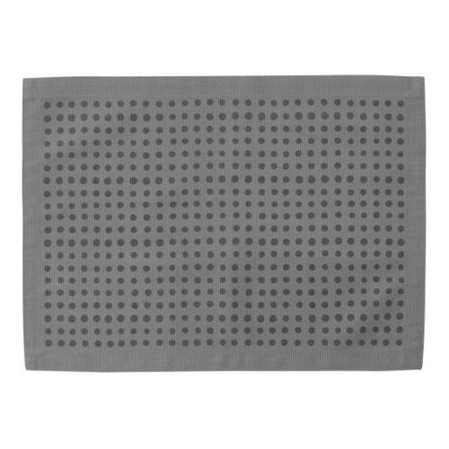 Design House Stockholm dækkeserviet 37x50 cm Grey/Dot